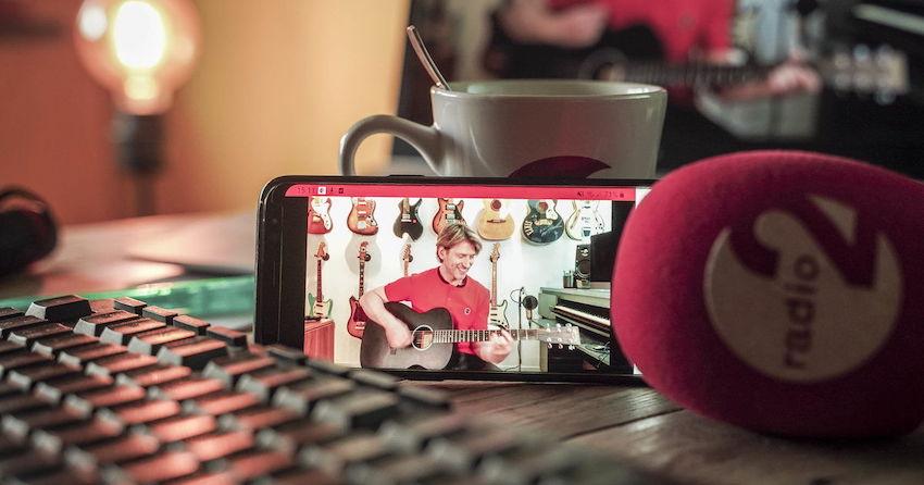 Radio 2: Reeks 3 'Beste Buren Huiskamerconcerten'