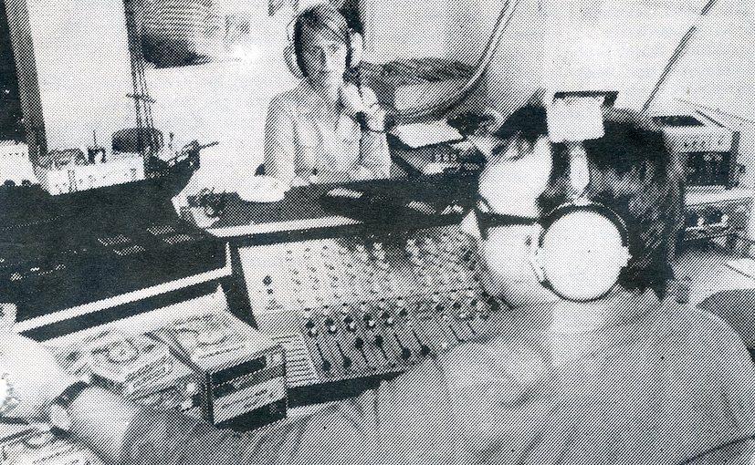 Het is vandaag 14 mei... 1976 (audio - studiotape)