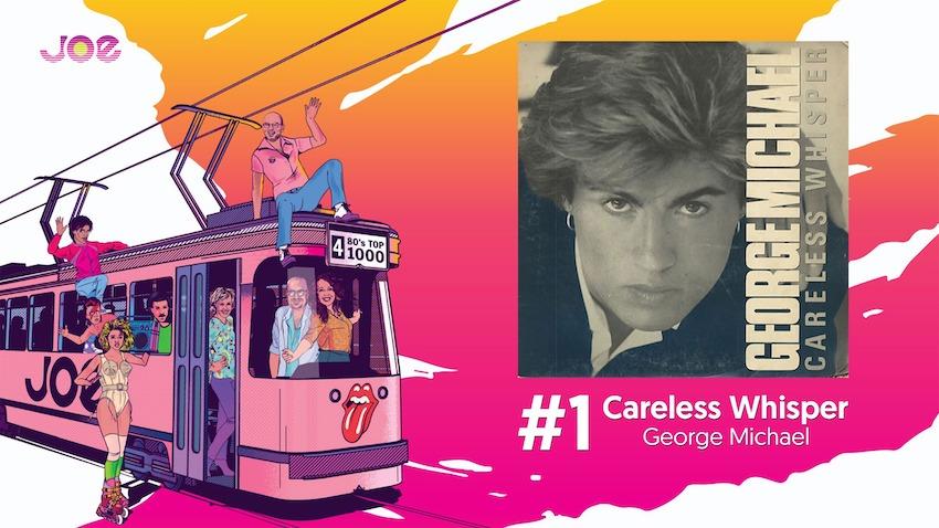 Joe: 'Careless Whisper' beste 80's-plaat (video)