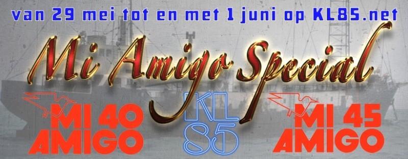 Sinksenweekend: Mi Amigo Special op KL85