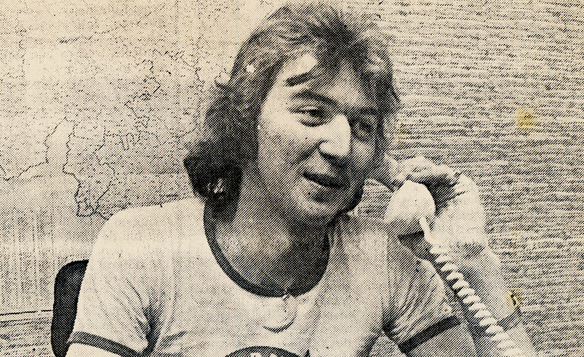 Het is vandaag 5 december... 1976 (audio)