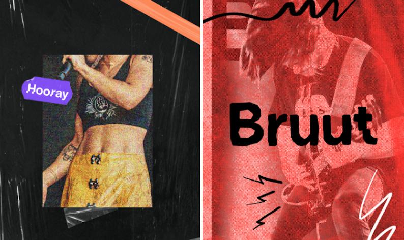 StuBru: twee nieuwe muziekstreams (video)