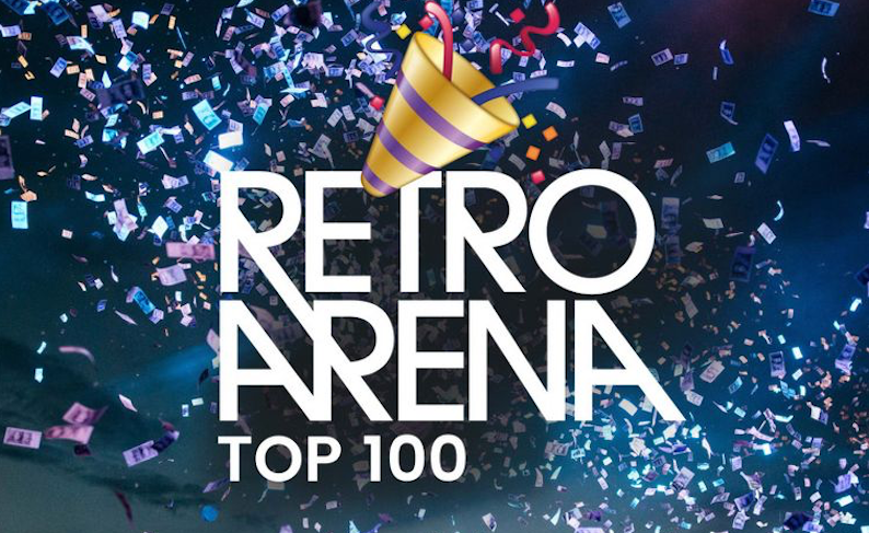 TOPradio verschoof 'Retro Arena Top 100' halfjaar