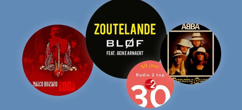 50 jaar Top 30: 'Zoutelande' is grootste klassieker