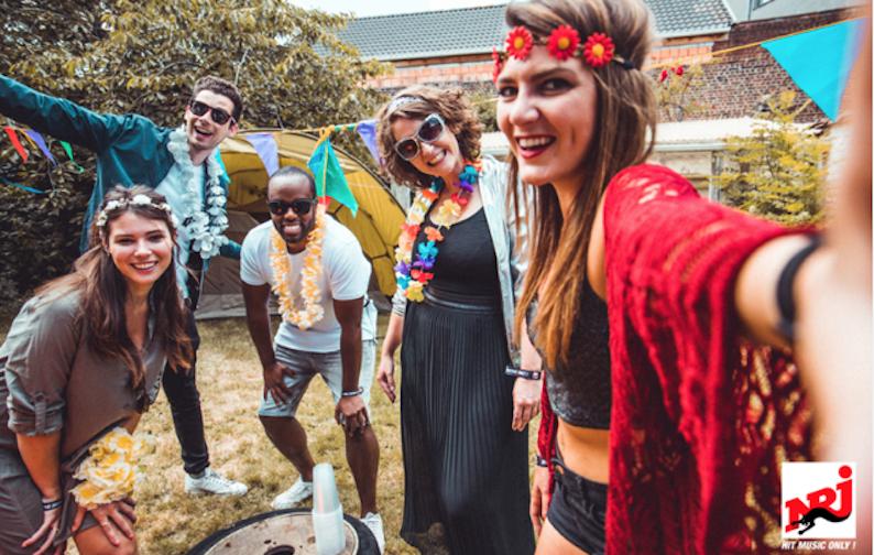 NRJ: Van 20 in 2020 naar festival in eigen tuin (video)