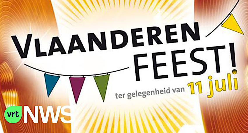 Vlaamse feestdag bij VRT radio