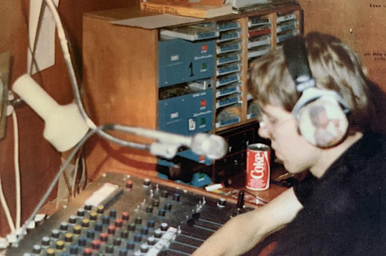 Het is vandaag 24 juli... 1987  (audio)