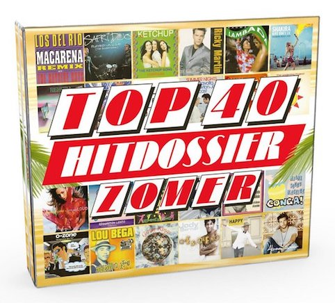 NPO Radio 2 komt met 'Top 40 Hitdossier' (audio)