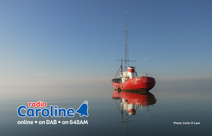 Radio Caroline 'fundraiser' van start