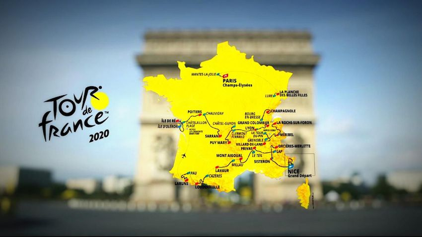 De Ronde van Frankrijk op de radio
