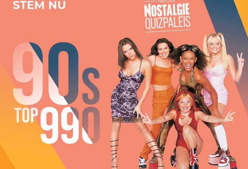 Nostalgie: The 90's are calling