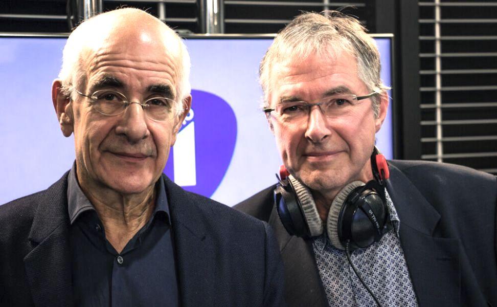 Radio 1: Jan en Frits regeren De Taalstaat