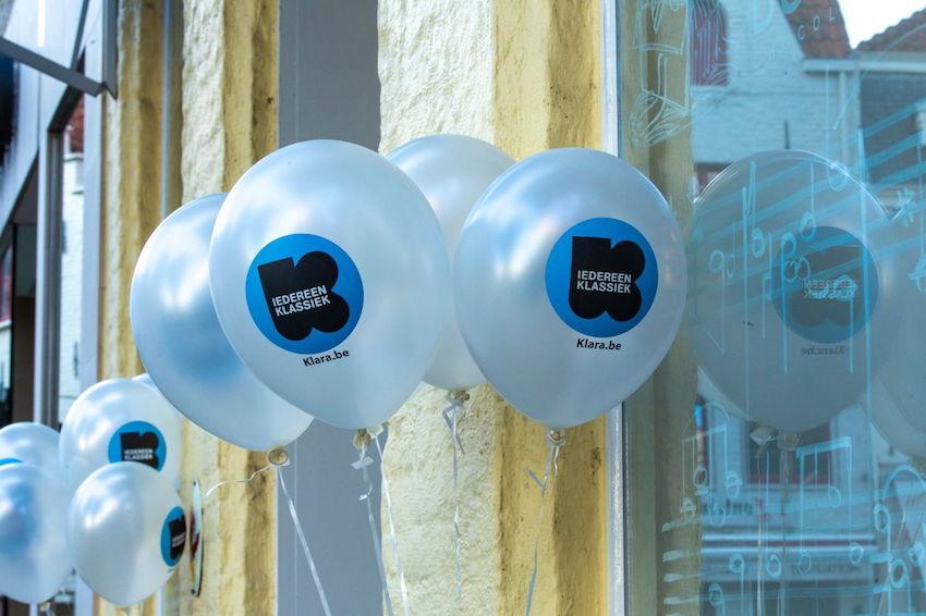 Klara in Brugge: bijzondere editie van 'Iedereen Klassiek'