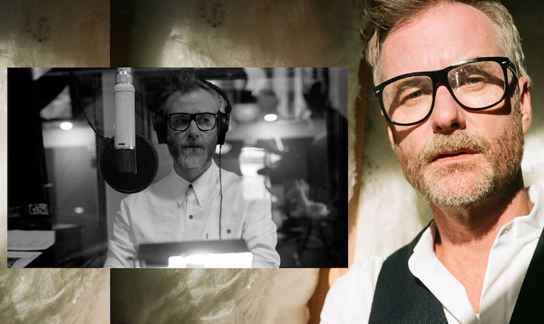 Matt Berninger (The National) neemt StuBru (eventjes) over