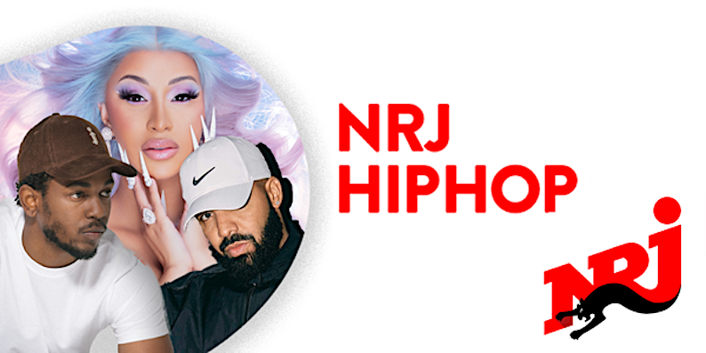 Oktober is hiphop-maand bij NRJ