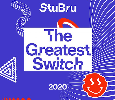StuBru - 'The Greatest Switch': Push breekt record