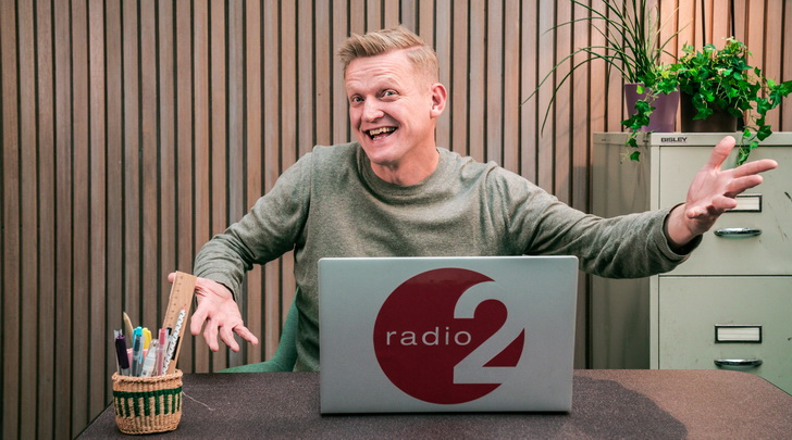 Radio 2 loodst u door de digitale revolutie