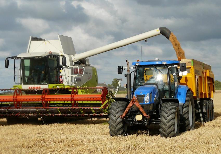 Qmusic populair op Nederlandse tractor