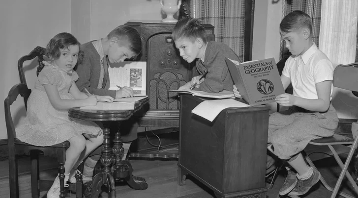 Hoe Chicago in 1937 pionierde met schoolradio tijdens een epidemie