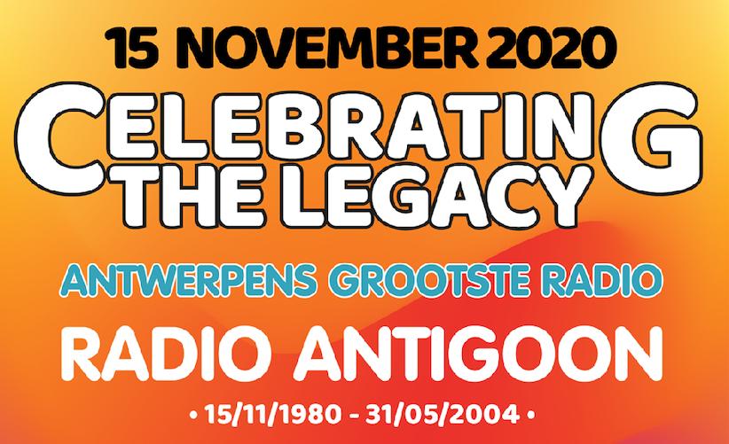 Radio Antigoon: op naar een '40+1' party (audio)