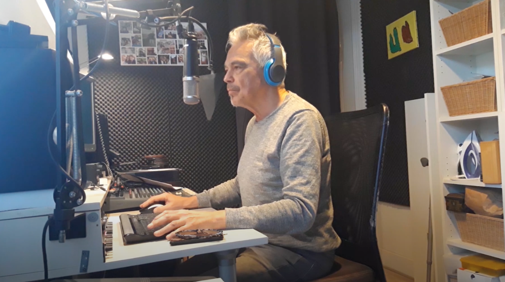 Bart van Gogh: 'Radio overleeft komst podcasts'
