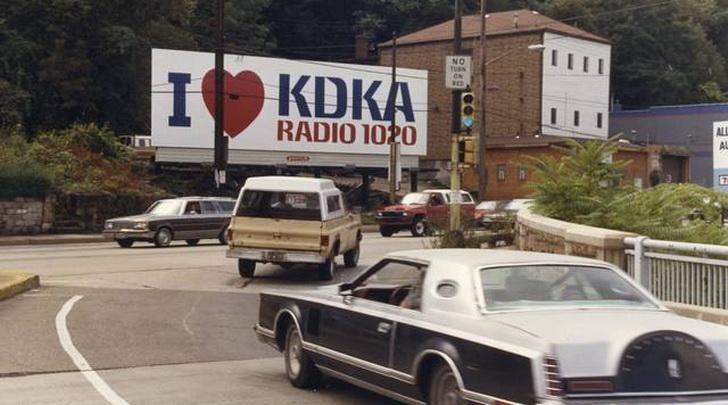 100 jaar KDKA, Amerika's eerste commerciële radio