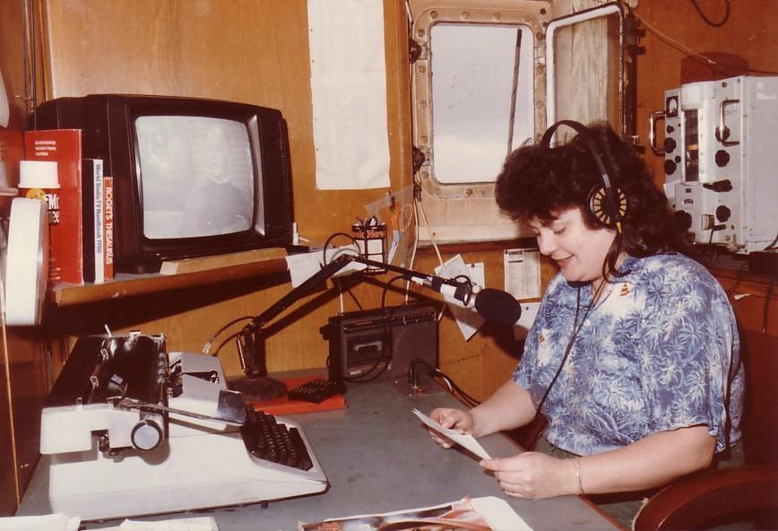 Het is vandaag 11 november... 1984 (audio)