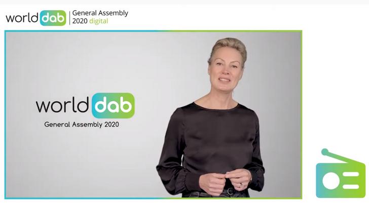 Herbeleef de WorldDAB-jaarvergadering vanuit je luie zetel