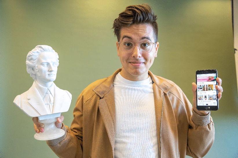Klara: Wat als Mozart op TikTok zat? (video)