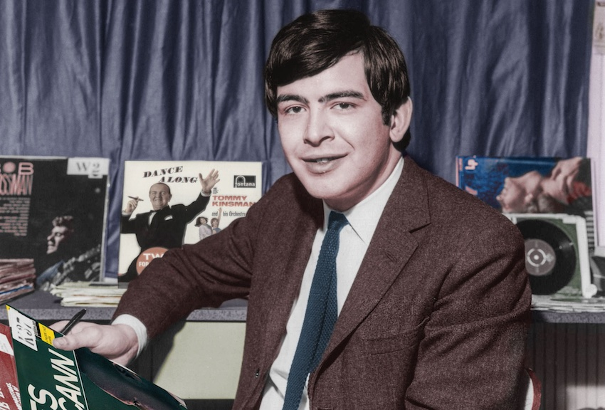 Mede-oprichter Radio Caroline is gestorven (audio)