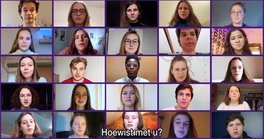 MNM: extra online sessies met jongeren in lockdown (video)