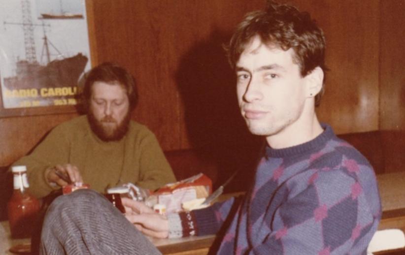 Het is vandaag 3 februari... 1985 (audio)
