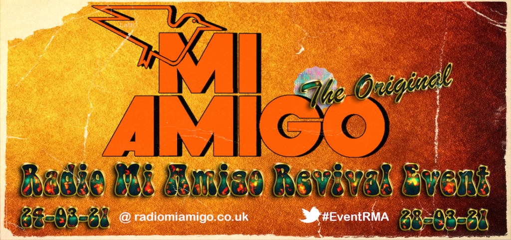 'Mi Amigo Revival Event' gaat horizontaal