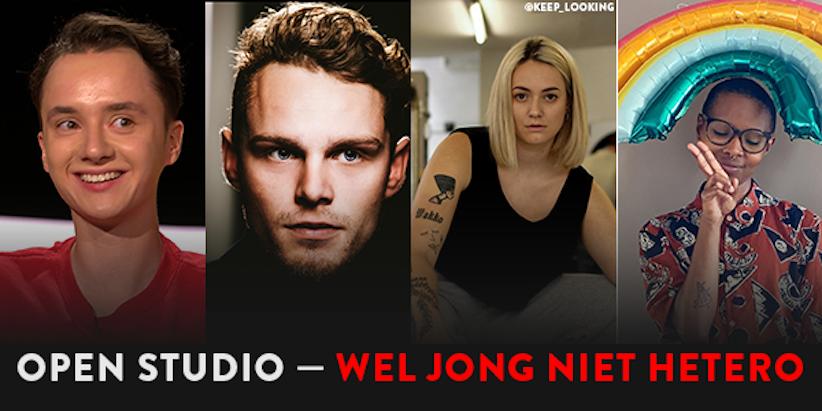 NRJ gooit deuren open voor 'Wel Jong Niet Hetero' (video)
