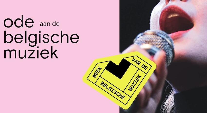 Week van de Belgische muziek bij Q, Joe & Willy