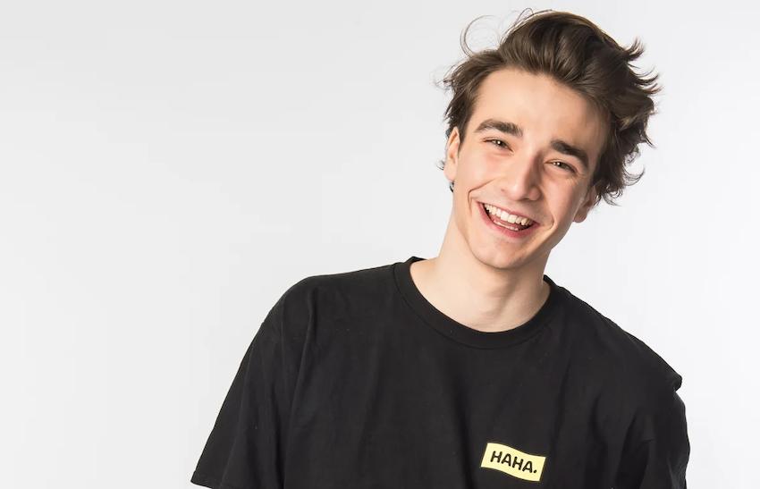 Aaron Blommaert nieuwe stem op MNM