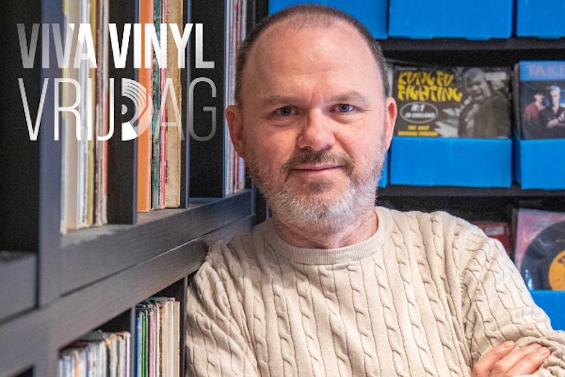 Nostalgie: XL-editie van 'Viva Vinyl Vrijdag' (video)