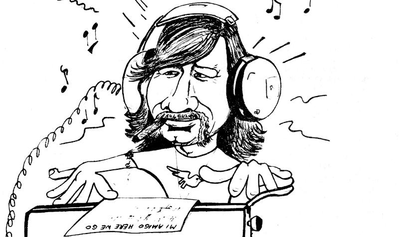 Het is vandaag 13 maart... 1976 (audio)