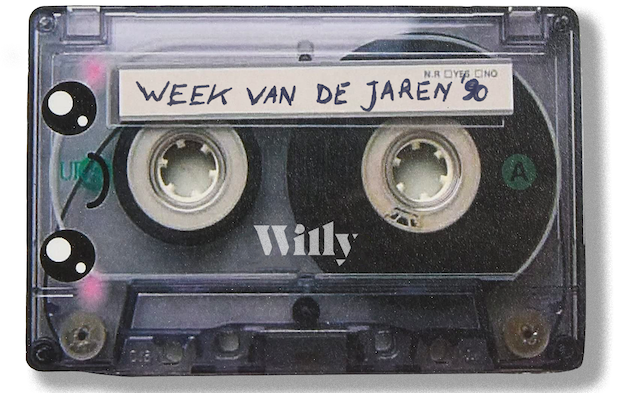 Willy: Smells Like Teen Spirit op 1 in De 90 Van Jaren '90