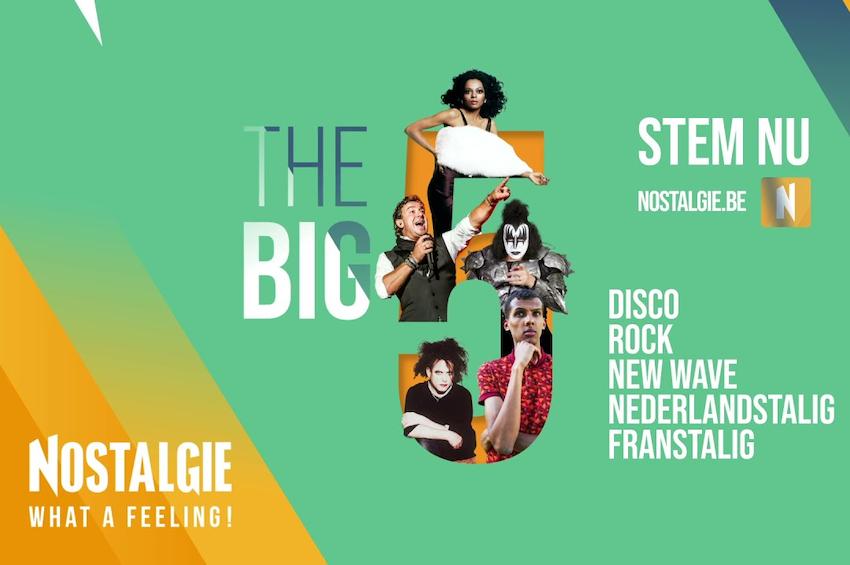 Nostalgie: in het teken van 'The Big 5' (video)