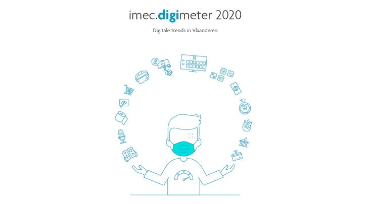 Imec.digimeter 2020: DAB+ zet opmars verder