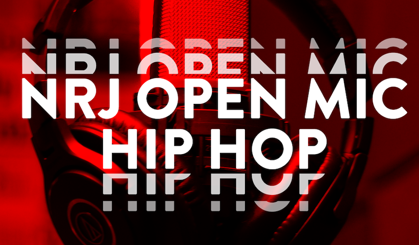 NRJ: de finale van de Open Mic Hiphop