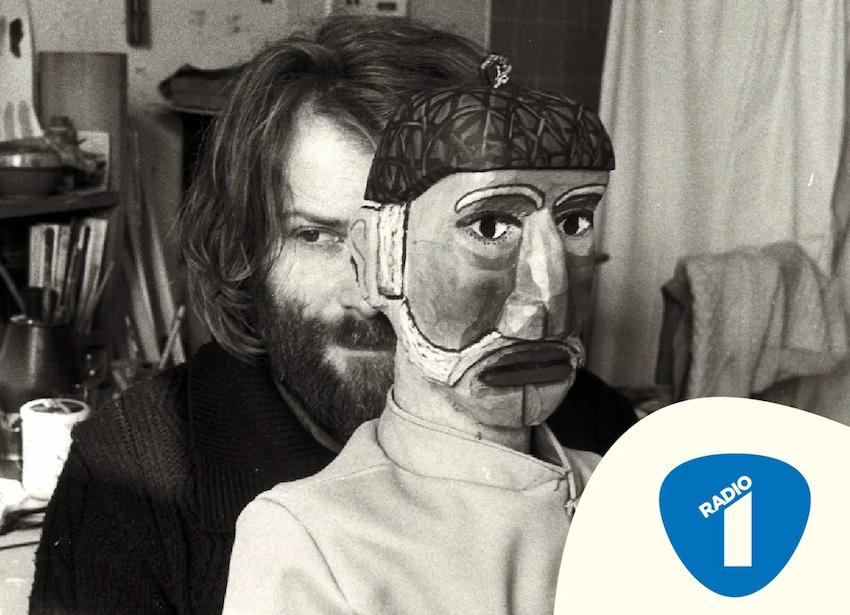 Radio 1: portret van Wannes Van de Velde in podcast-reeks (video)
