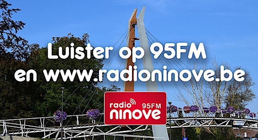 Nieuwe studio voor Radio Ninove