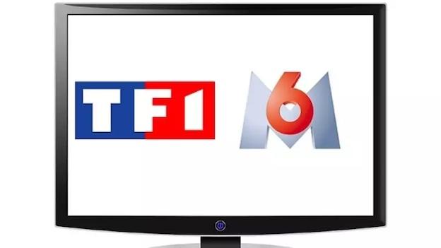 Frankrijk: TF1 en M6 samengevoegd