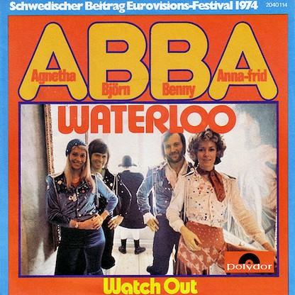 'Internationale Songfestival Top 50': Abba op 1