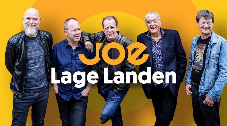 Joe lanceert 'Joe Lage Landen' (ook op DAB+)