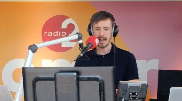 Radio 2: Vanuit Blankenberge, via Brussel naar de app
