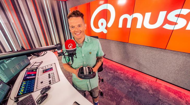 Qmusic: Tom De Cock, Regi Penxten en Armin van Buuren versterken najaar