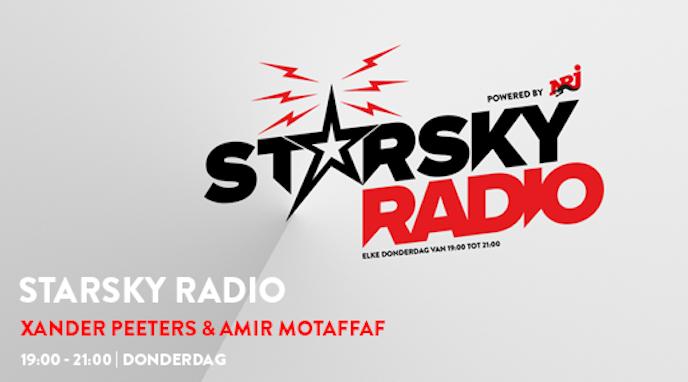 Starsky Radio: een zender binnen het NRJ-netwerk